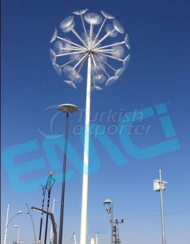 Decorative Lighting Poles