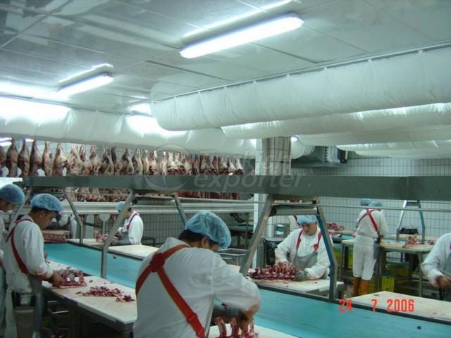 Et işleme