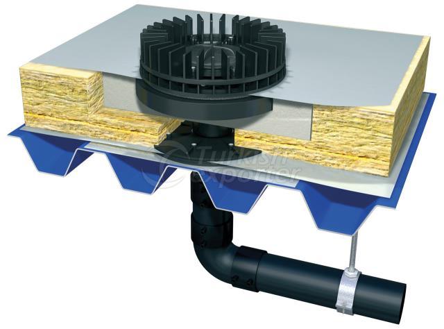 QuickStream® Siphonic Drainage System