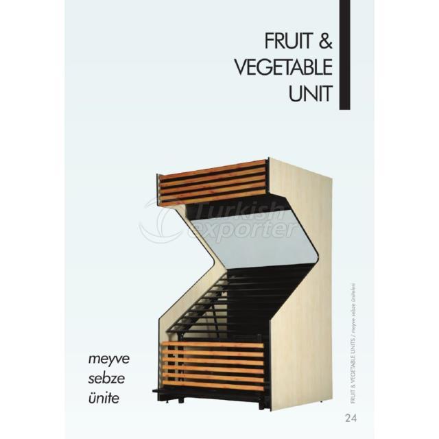 Fruit - Vegetable Unit