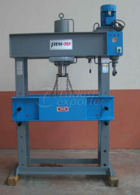 WSP320-20132Hydraulic Workshop Press with Handle