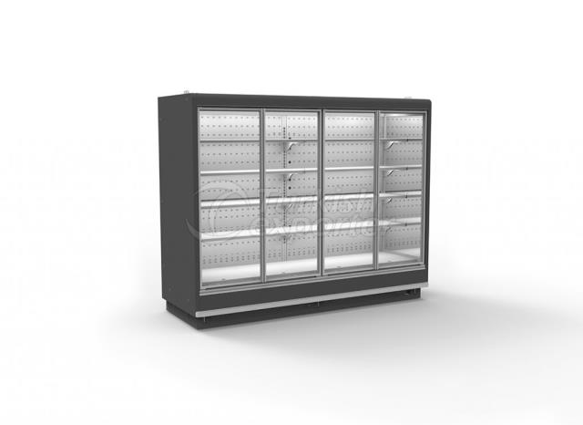 Refrigerated Multideck Cabinet Double Glass Door LION DGD