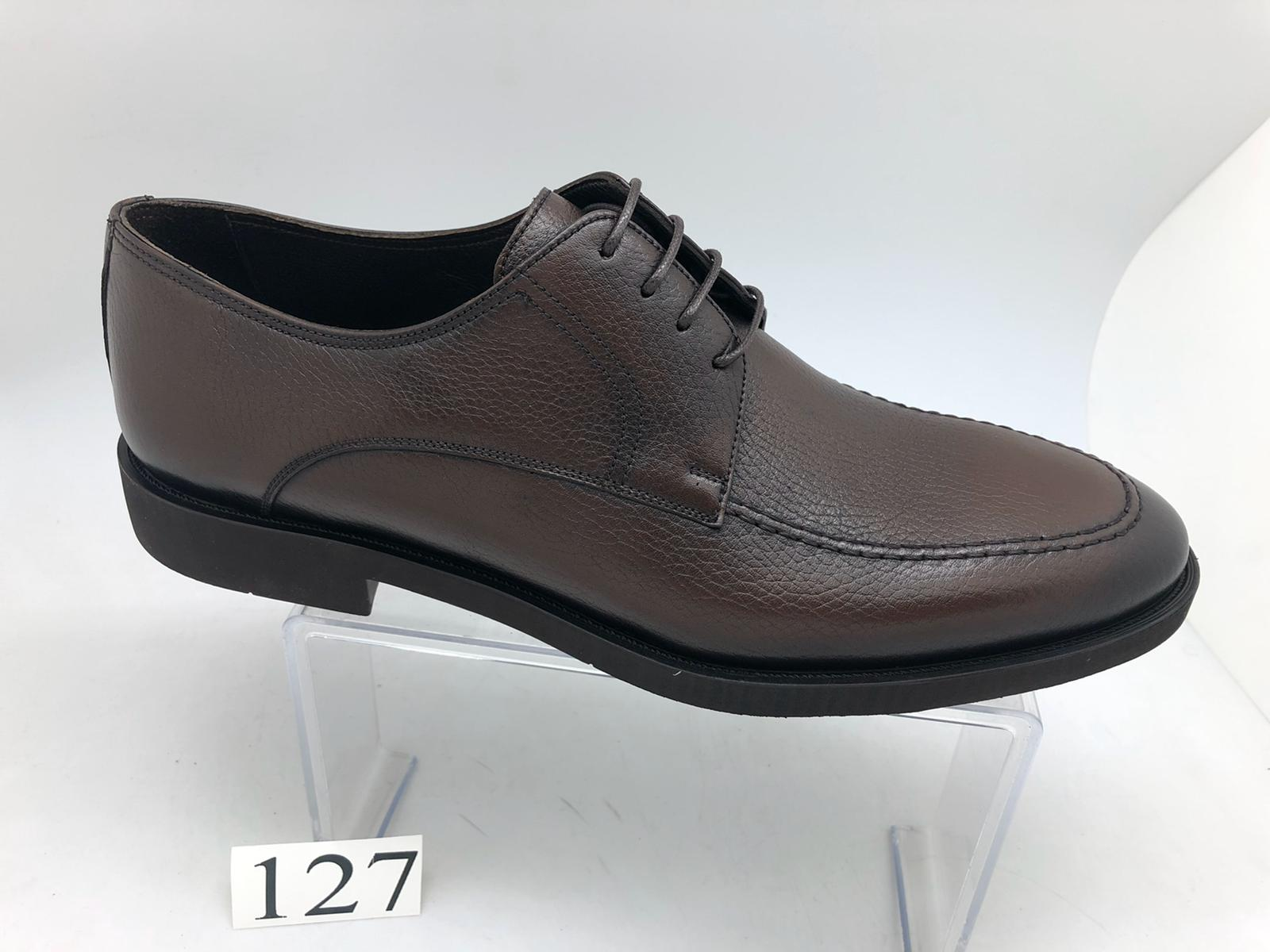 Rubber Sole-127  Inner Outer Genuine leather, Available:Tpu, Neolite, microlight, thermo, Eva