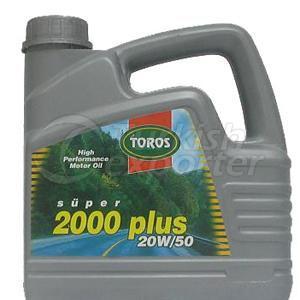 Gasoline Engine Oil 2000 Plus
