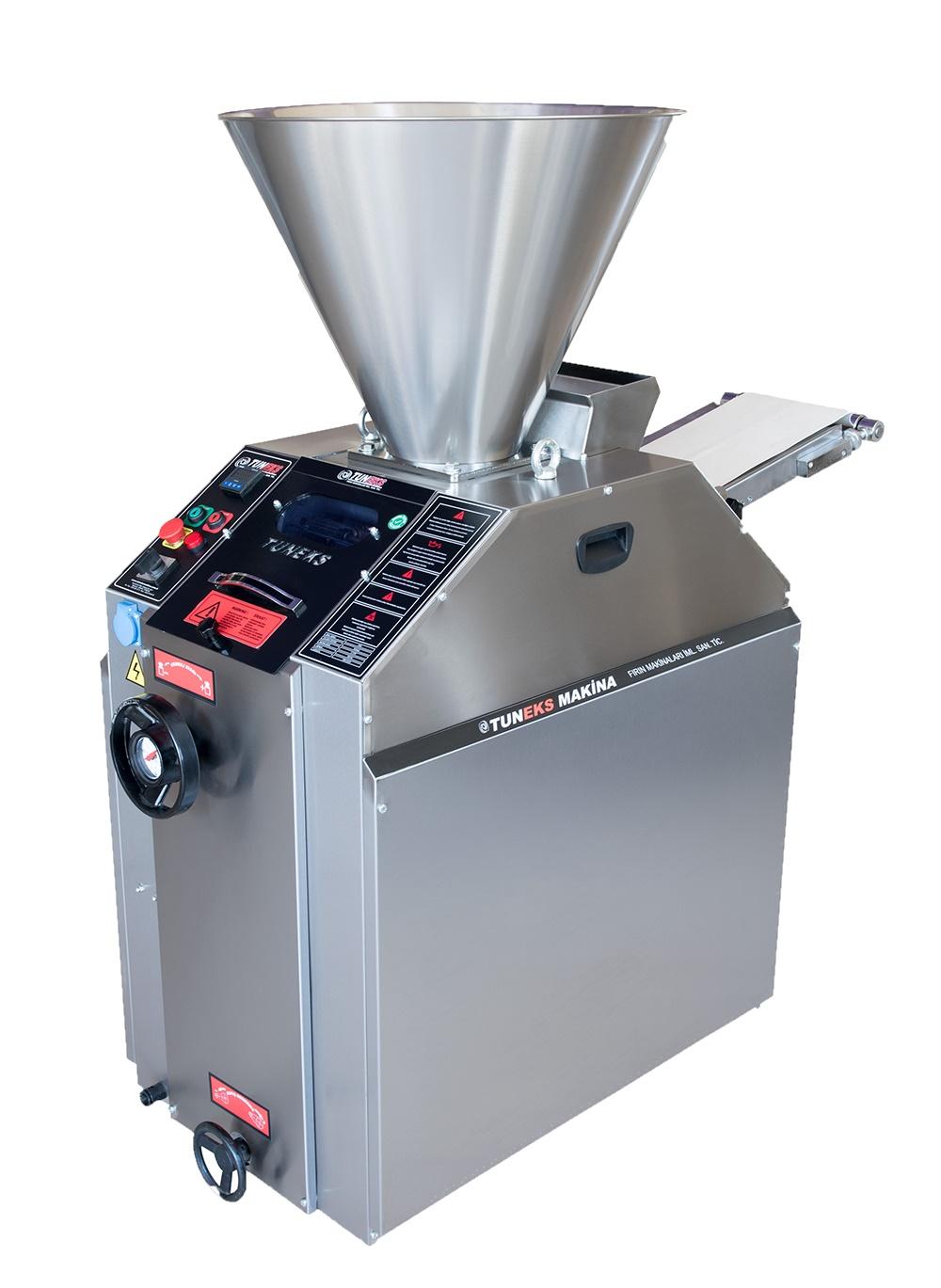 Dough Cutting-Weighing Machine