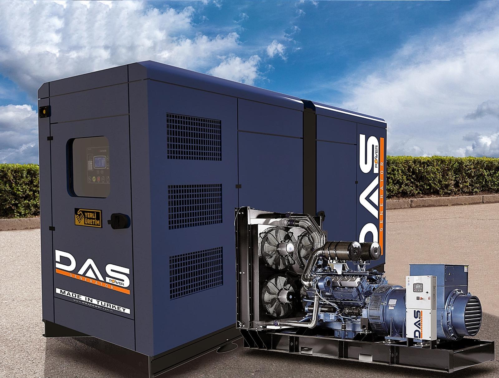 Perkins Engine 110 kVa Diesel Generator