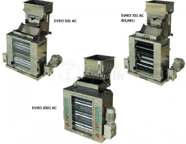 Nuts Chopping Machines
