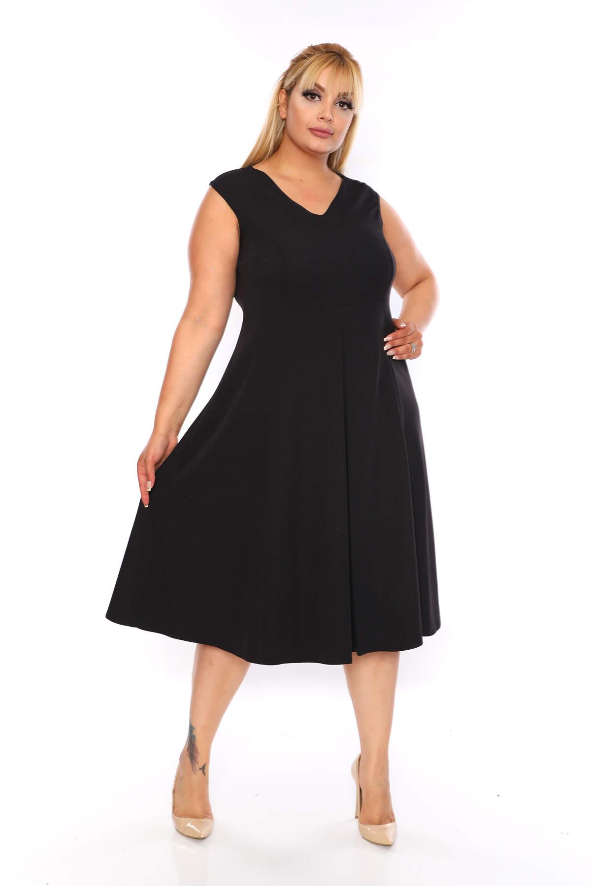 Oversize Scuba Dress T111507