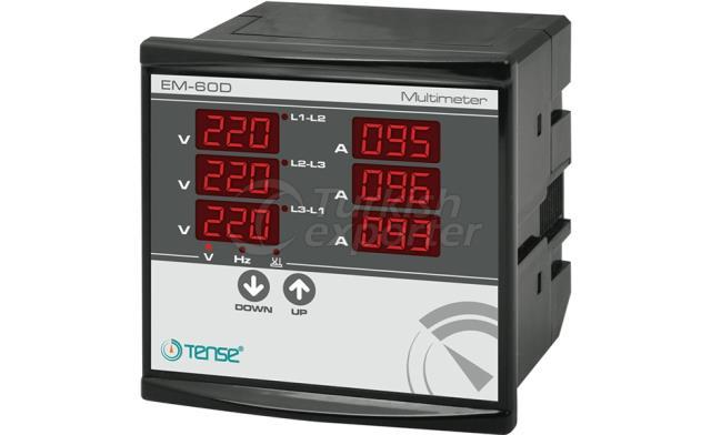 Digital Ölçü Cihazları EM-60D