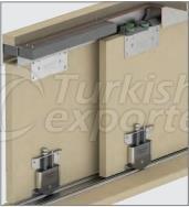 Adjustable Sliding Door System M03 SRG 110