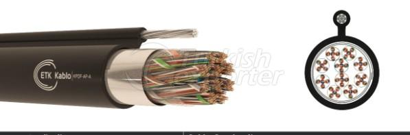 Outdoor Telephone Cables -KPDF-AP-A - A-02YSF(L)T2Y