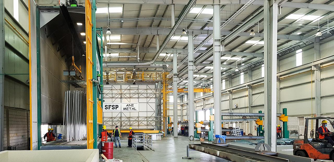 Factory Equipments