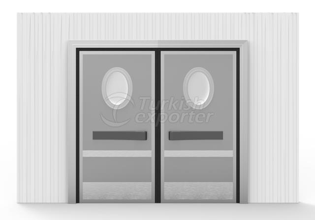 Cold Store Doors - Service Type