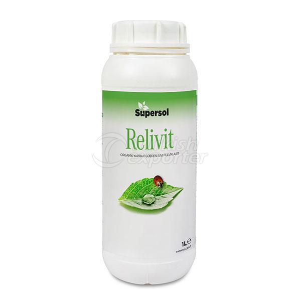 RELIVIT (Liquid Fulvic Acid) foliar fertilizer