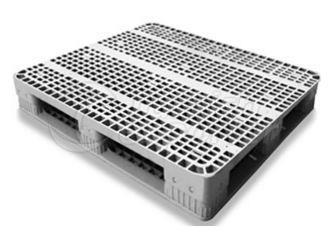 Plastic Pallet 1000*1200*150/Monobloc Perforated