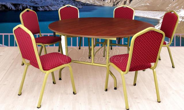Weddign Table and Chair