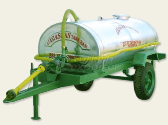 Centrifuge Water Tank