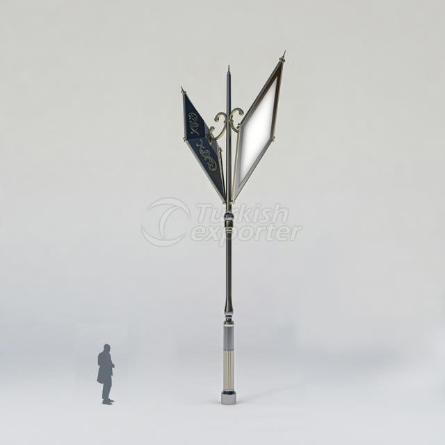 Éclairage décoratif Polonais ISIN-3005