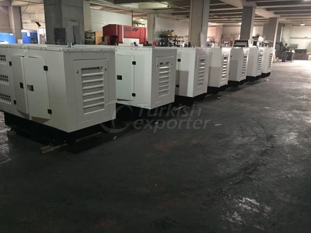 Generator - Cabinets
