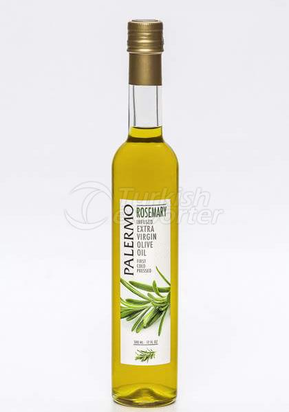 Rosemary Infused Extra Virgin Olive Oil 500ml