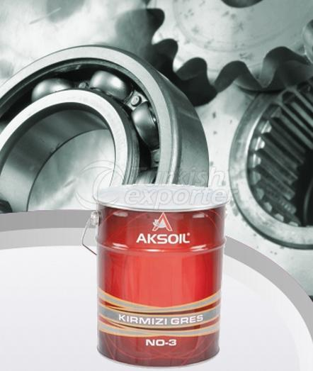 Red Grease Aksoil