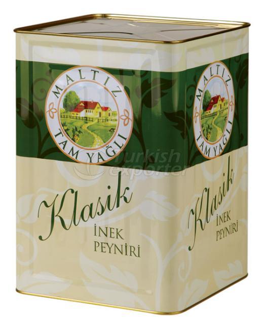 Maltiz Feta Cow Cheese 18 KG