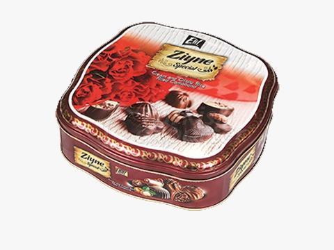 Elif Ziyne Daisy Tin Box