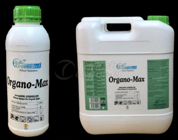 Greentech Organo Max-Vegetable Liquid Organic Fertilizer