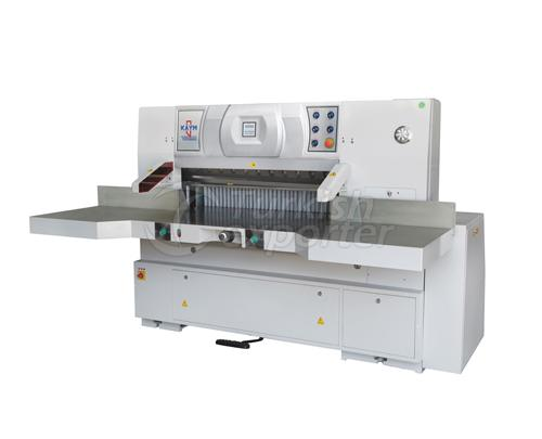 KAYM 115 EA FULL AUTOMATIC PAPER CUTTING MACHINE/ GUILLOTINE