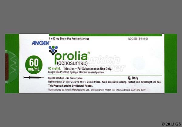 PROLIA 60 MG READY TO USE -1- SYRIN