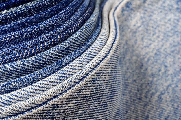 Cotton pocket for jeans