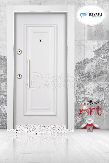 Çelik Kapı - ZA 105