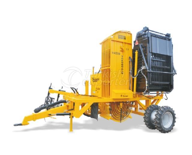 Hidrolic Sugar Beet Machine