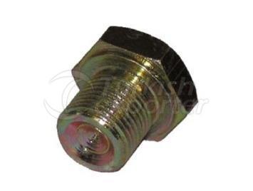 Plug-Sump Oil Discharging MF0269