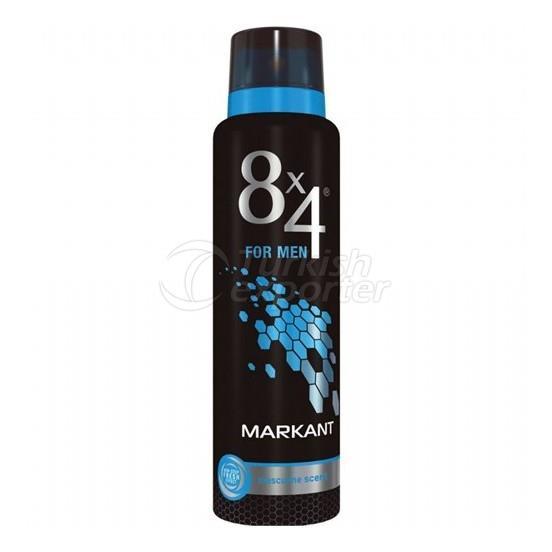 8x4 Men Markant Spray 150 mL