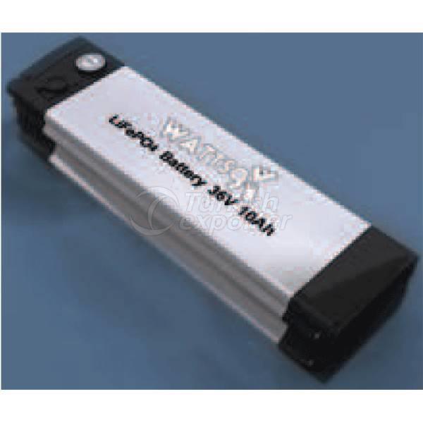 Bateria de bicicleta elétrica do leão Wattson