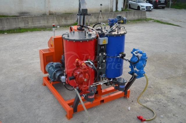 Polyurethane Injection Machines