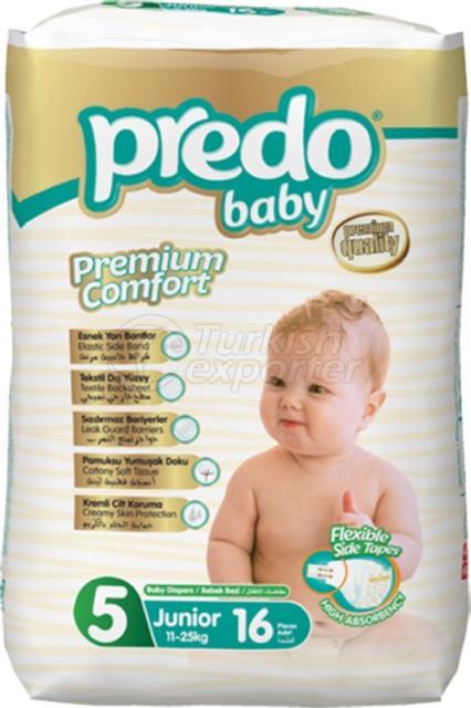 Baby Diapers Predo Economic Junior