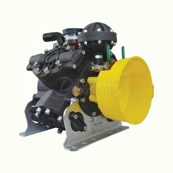 145 Liter 4 Membranes Pumps Models
