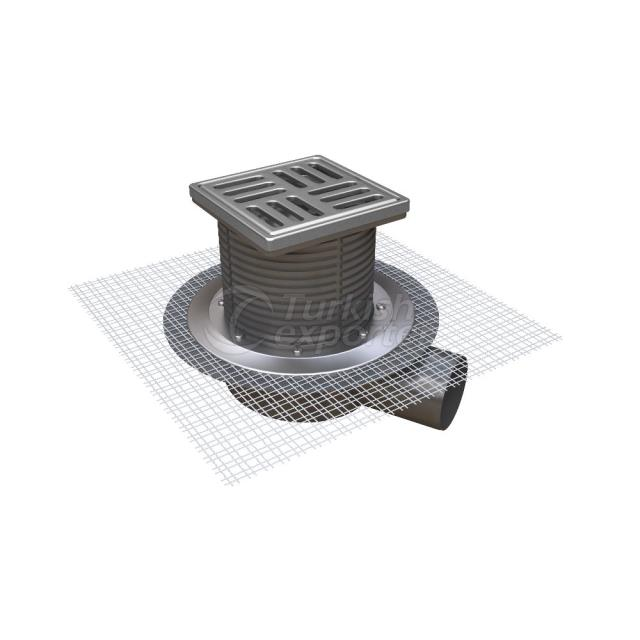 LINE 12 ISOLATION DESLIZANTE DOUBLE OUTLAY STRAINER