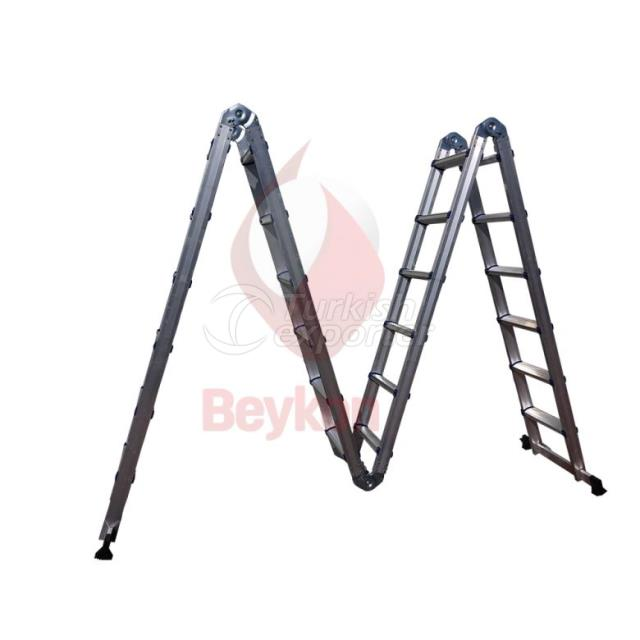 Multipurpose Ladders GOLD 46