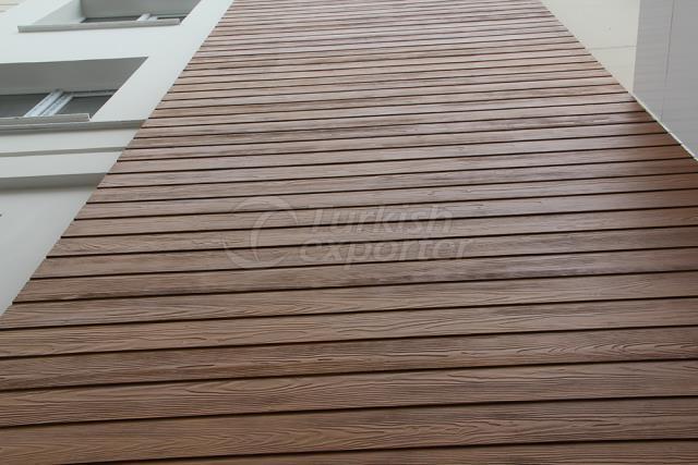 Folha de madeira Ekobord