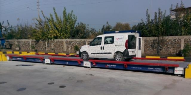 HIBBO-Z Truck Scales