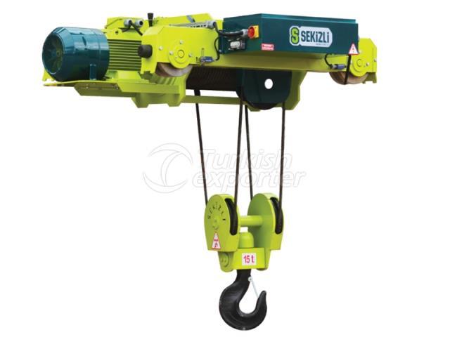 Trolley Hoists