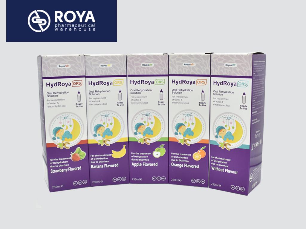 Hydroya O.R.S 250 ml