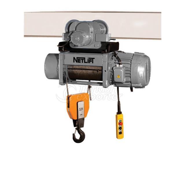 Grue à câble métallique NL-CT