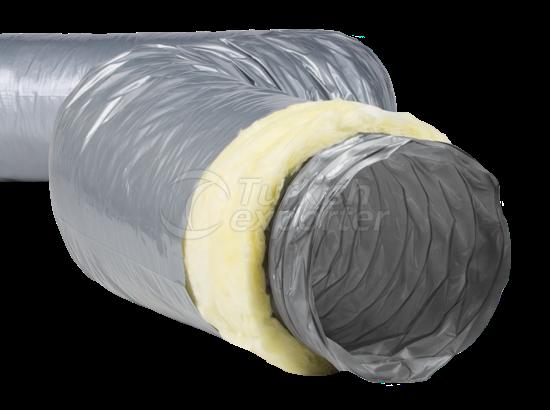 PVC Flexible Air Ducts