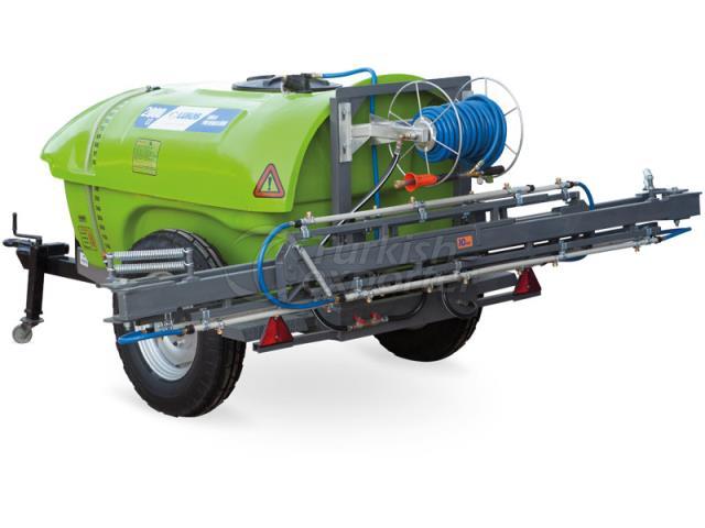 LKS-BT-2000 Sprayers Machine
