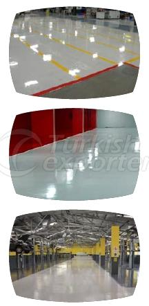Polyurethane Floor Systems