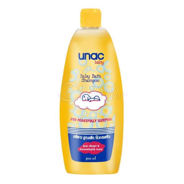 Un4009-Unac Baby Shampoo 500ml